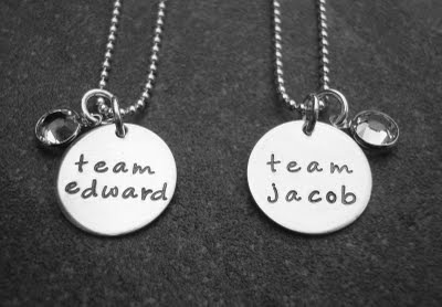 This or That: Team Edward vs. Team Jacob